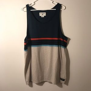 Billabong men's tank
